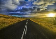 Open road to freedom