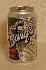 Kurt Cobains Root Beer Can