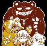 Goldilocks, The Three Bears, and Abby