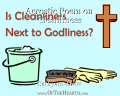 Acrostic Poem on Cleanliness