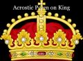 Acrostic Poem on King