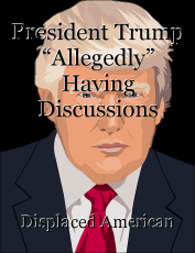 """President Trump """"Allegedly"""" Having Discussions About Background Checks On Guns"""