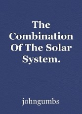 The Combination Of The Solar System.