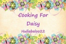 Cooking For Daisy