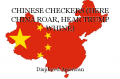 CHINESE CHECKERS (HERE CHINA ROAR, HEAR TRUMP WHINE)