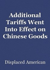 Additional Tariffs Went Into Effect on Chinese Goods on Sunday