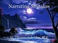 Narrating Mistakes