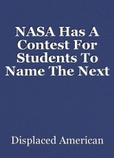 NASA Has A Contest For Students To Name The Next Mars Rover