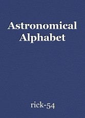 Astronomical Alphabet