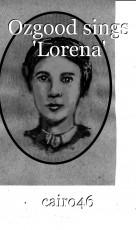 Ozgood sings 'Lorena'