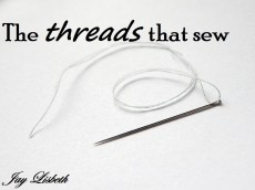 The threads that sew