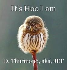 It's Hoo I am