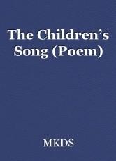 The Children's Song (Poem)