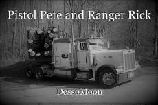 Pistol Pete and Ranger Rick