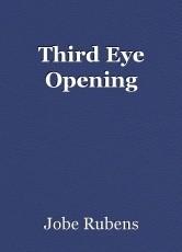 Third Eye Opening