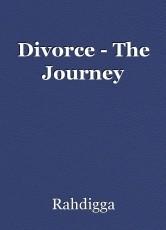 Divorce - The Journey