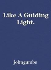 Like A Guiding Light.