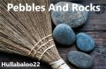 Pebbles And Rocks