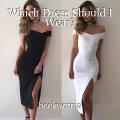 Which Dress Should I Wear?
