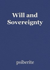 Will and Sovereignty