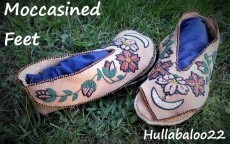 Moccasined Feet - the long version