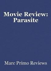 Movie Review: Parasite