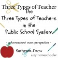 Three Types of Teacher