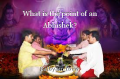What is the point of an Abhishek?