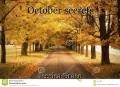 October secrets