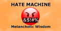 HATE MACHINE