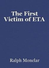 The First Victim of ETA