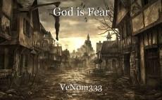 God is Fear