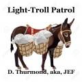 Light-Troll Patrol