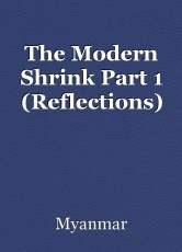 The Modern Shrink Part 1 (Reflections)