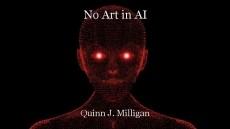 No Art in AI