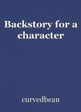 Backstory for a character