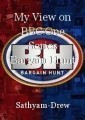 My View on BBC One Series Bargain Hunt