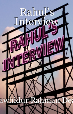 Rahul's Interview