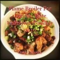 Flame Broiler For Lunch... Date Unknown, Possibly 2010