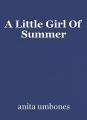 A Little Girl Of Summer