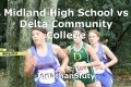 Midland High School vs Delta Community College