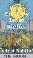 Moon Card  by Janet Kieffer