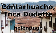Contarhuacho, Inca Dudette