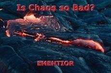 Is Chaos so Bad?