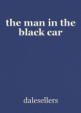 the man in the black car