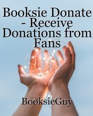 Booksie Donate - Receive Donations from Fans