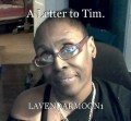 A Letter to Tim.