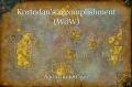 Kortodan's accomplishment (WoW)