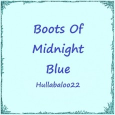 Boots Of Midnight Blue