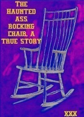 The haunted ass rocking chair